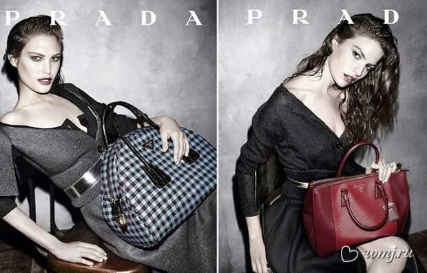 Рекламная кампания Prada, осень-зима 2013/2014