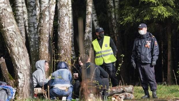 Более 1,3 тыс нарушений правил пожарной безопасности выявили в лесах Подмосковья в 2020 г