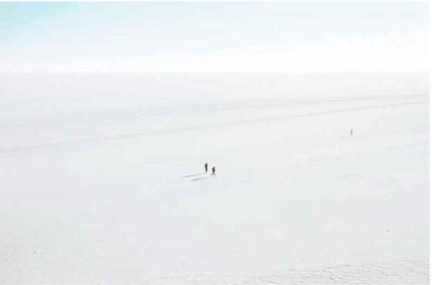 Прогулка по солончаку Уюни