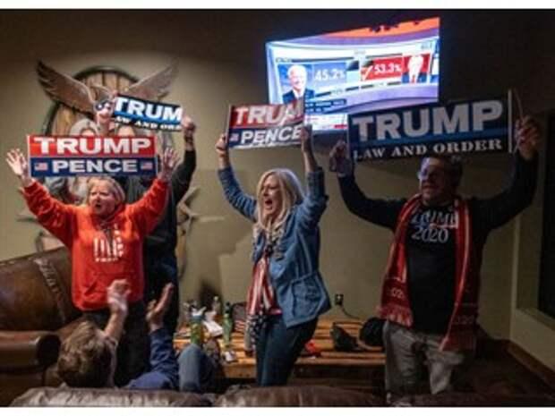 Украли американские выборы. Нашедшему сочувствие