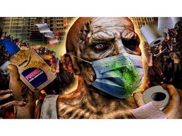 COVID-19: человечество как концлагерь для медицинских экспериментов