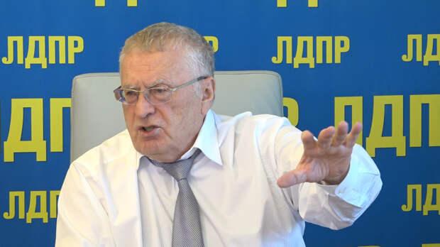 Жириновский предложил заработать на продаже мумии Ленина