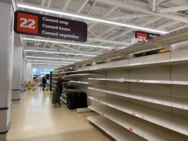 На грани исчезновения или продукты, которые могут вскоре пропасть с полок магазинов в США