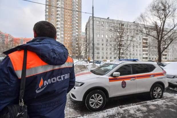 В январе сотрудники «Мосгаза» проверят дома в Беговом