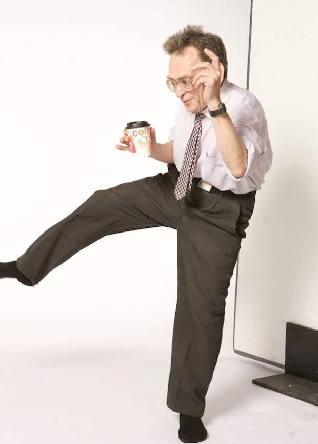 Валентин Бадич, 75 лет, танцует буги-вуги и рокабилли