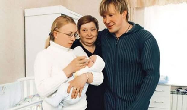 Надежда Алексея Кравченко: ради этой очаровательной женщины артист без раздумий бросил жену с двумя детьми