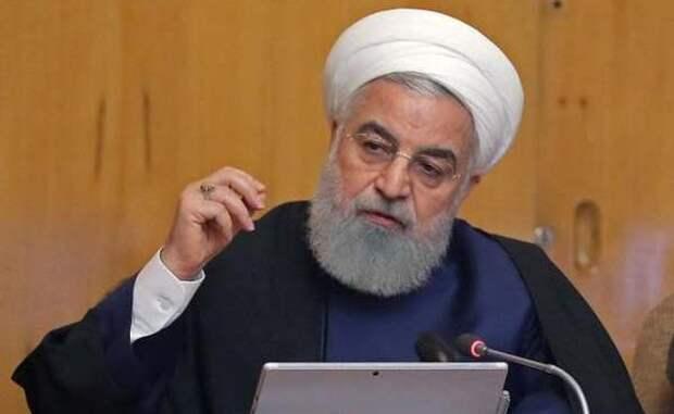Президент Ирана: Эмбарго подходит кконцу, мыпоставили США наколени