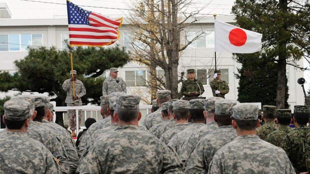 """США готовы отправить солдат """"на защиту"""" спорных островов Сенкаку"""