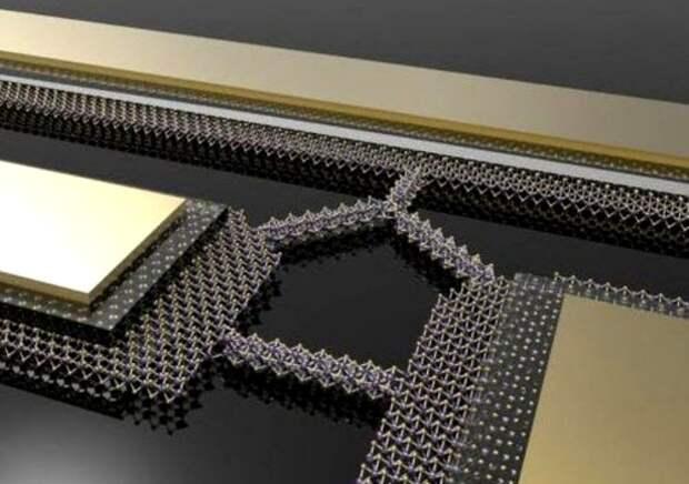Нанопроводники - первый шаг к электронике будущего. /Фото: dailytechinfo.org