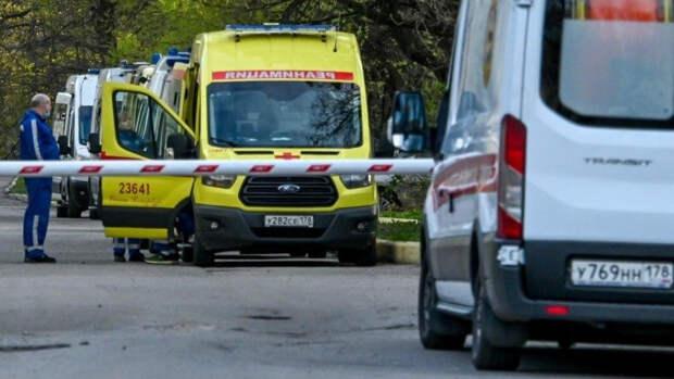 Пьяный петербуржец ударил ножом мужчину в Красногвардейском районе