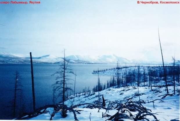 """""""Черт"""" из якутского озера Лабынкыр - рассказ очевидца"""