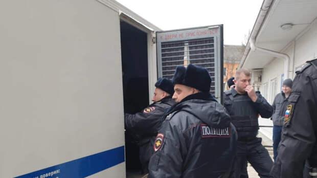 В Омской области задержан сбежавший заключенный