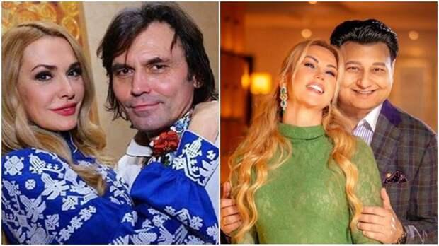 Самые крепкие пары украинского шоу-бизнеса: Сумская и Борисюк, Камалия и Захур и другие