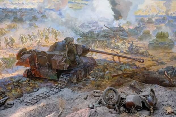 Битва под Прохоровкой. Трагедия и слава советских танкистов