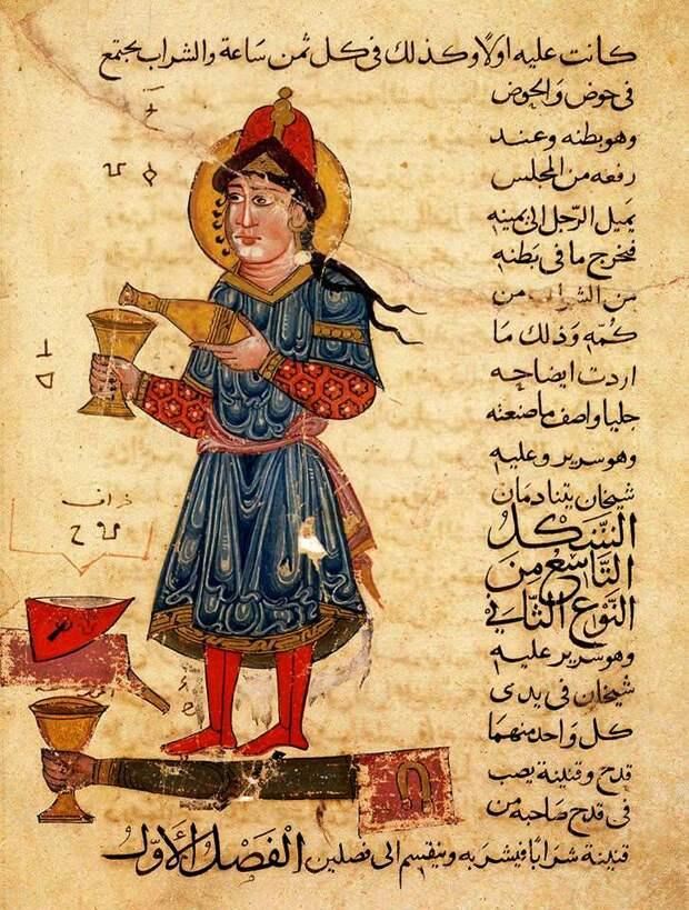Великая мусульманская наука древних арабов 6