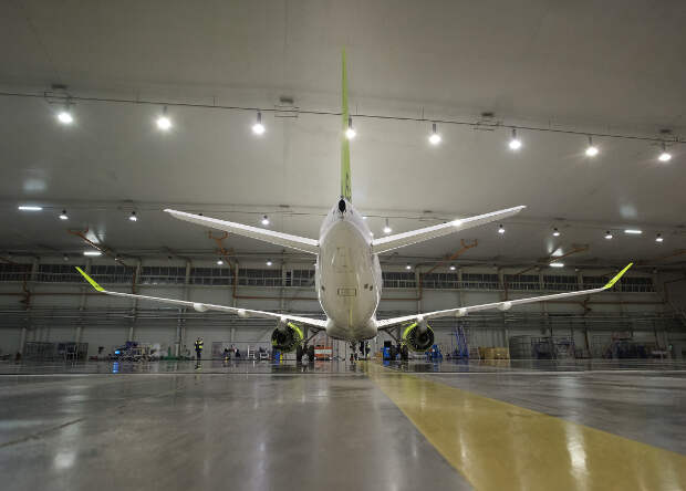 Экономичность поможет реактивным «кроссоверам» заменить турбовинтовые самолеты
