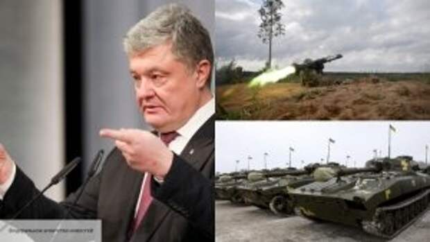 «Если Порошенко выиграет и начнет наступление, РФ введет войска и Украину поделят»: в Москве предупредили Киев