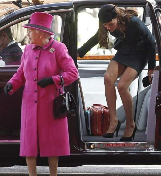 12 правил королевского дресс-кода, которые нарушали в Букингемском дворце