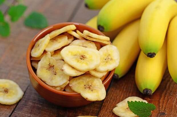 Банан в народной медицине и в быту
