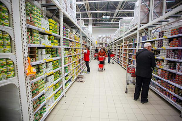 Россиян предупредили о резком росте цен на продукты