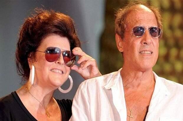 Адриано Челентано и Клаудиа Мори и сегодня счастливы вместе. / Фото: www.feel-feed.ru