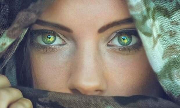 40 фактов о глазах, которых вы не знали