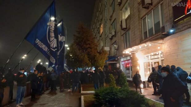 В Киеве защитили Бандеру от евреев и объяснили, за что «мочат москалей»