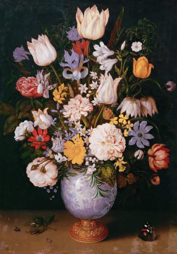 Голландский натюрморт XVII века голландские натюрморты, живопись, искусство, красота, цветы