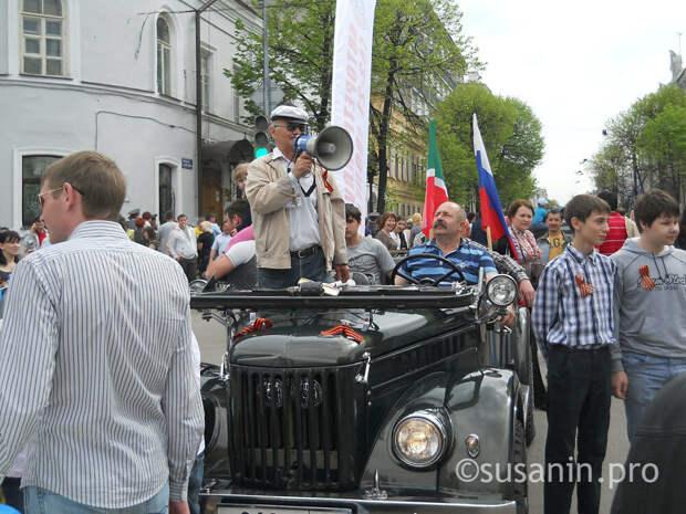 Репетиции Парада Победы отменили в Ижевске