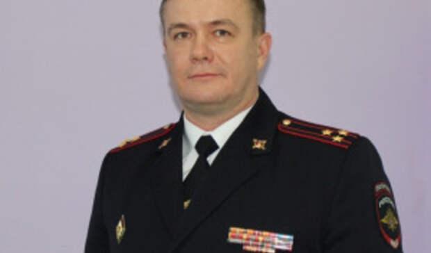 Заместитель главы МВД Нижнего Тагила временно возглавил полицию Первоуральска