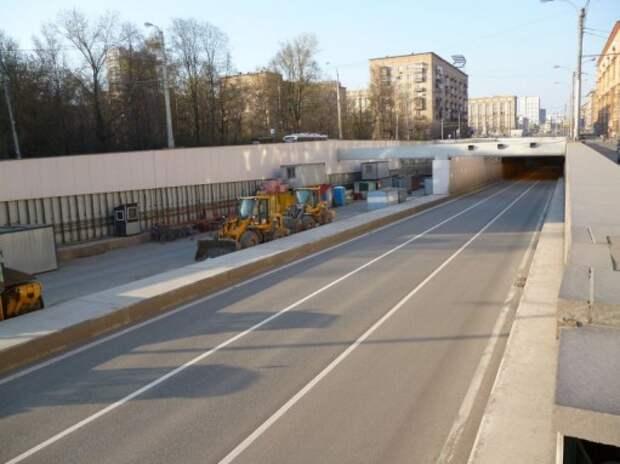 Северо-Западную хорду в столице построят к 2016 году