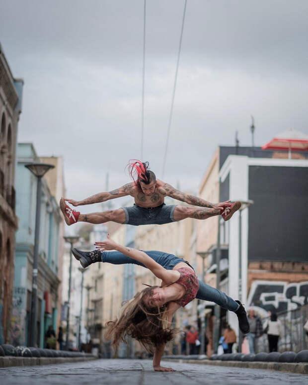 Омар З. Роблес фотографирует танец-22