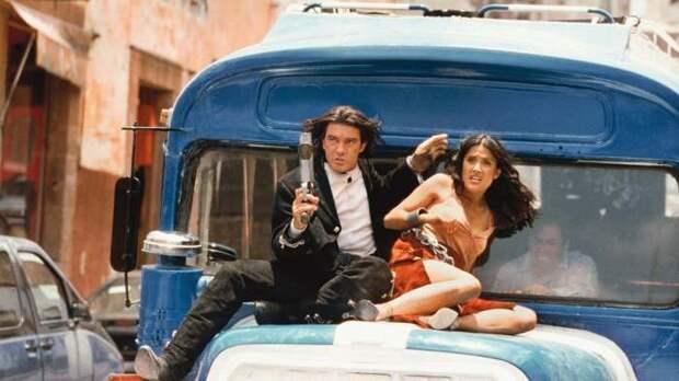 Кадр из фильма: Однажды в Мексике. \ Фото: tmdb.org.
