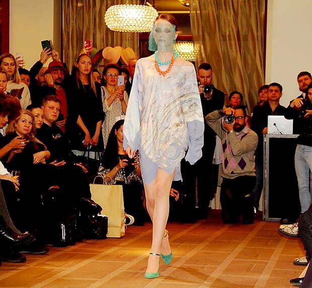 """Модное событие """"Back to fashion"""""""