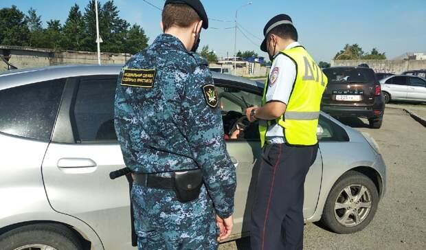Судебные приставы собрали спьяных тюменских водителей 40млн. рублей штрафов