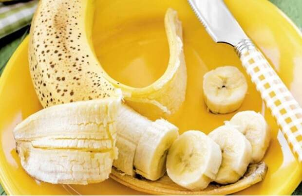 Банан для начинки торта.