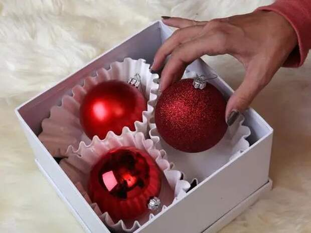 Практичные советы по хранению новогодних игрушек
