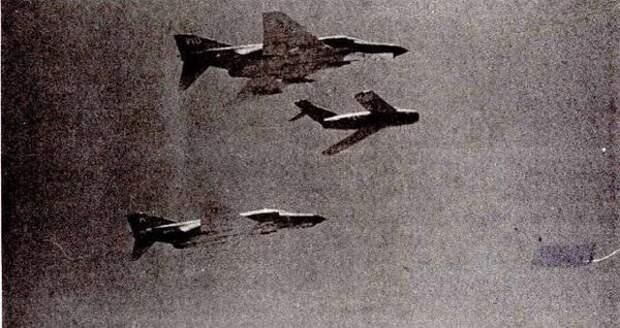 МиГ-17Ф в США