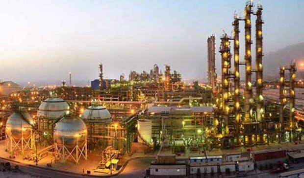130млн тонн вгод достигнет производство нефтехимии Ирана вближайшие 5 лет