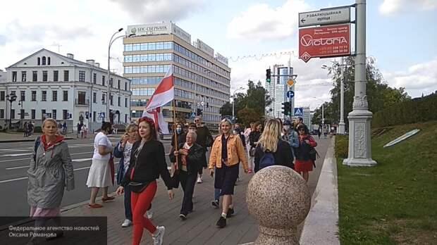 Белоруссия может перенять опыт России в борьбе с незаконными митингами