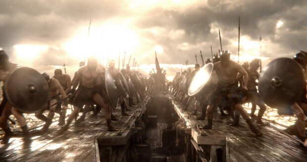 «300 спартанцев. Расцвет империи»: Это не Спарта