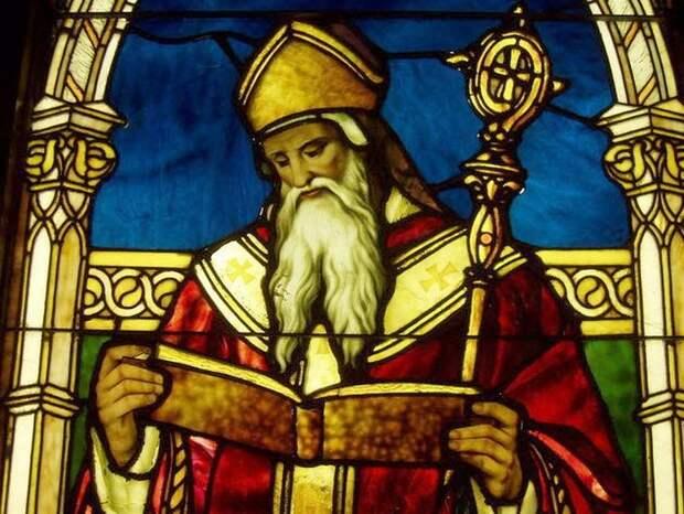 Институт весталок и христианство