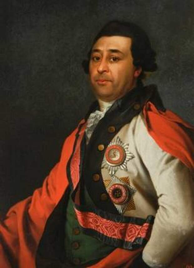 21 апреля дед Пушкина Иван Ганнибал с отрядом в 300 штыков взял на испуг турецкую крепость Наварин