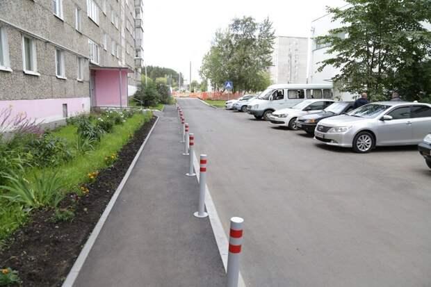 18 дворов отремонтируют в Ижевске в 2021 году по нацпроекту