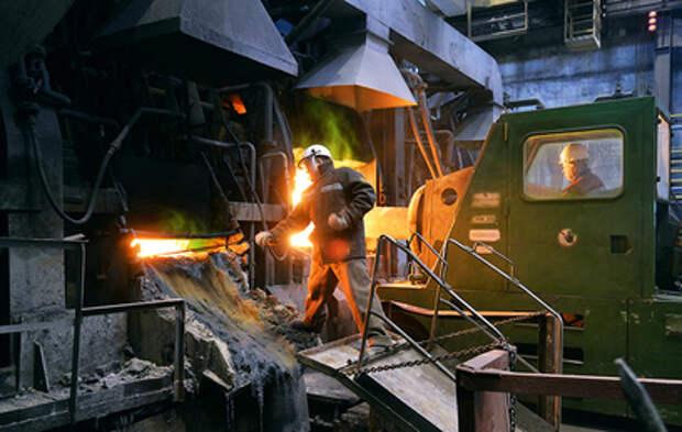 Правительство вводит экспортные пошлины на металл