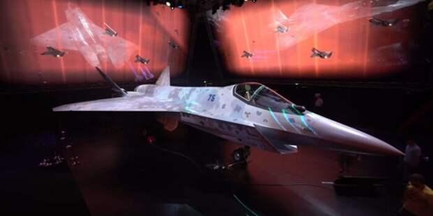 Леонков: Су-75 подтолкнет Россию к созданию самолетов с вертикальным взлетом
