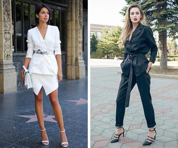 Женские пиджаки и жакеты: восемь самых модных фасонов 2018.