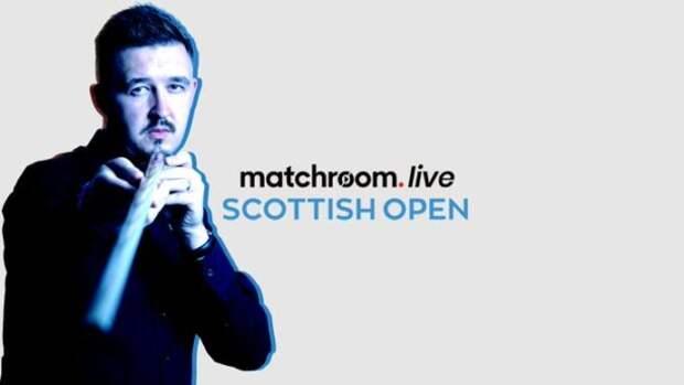 Брейк 127 от Кайрена Уилсона во втором раунде Scottish Open 2020