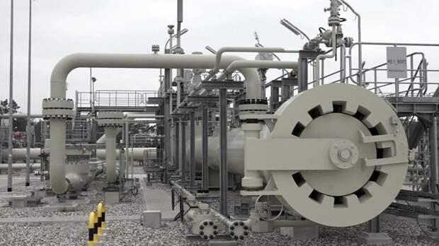 Цены на газ в Европе преодолели психологически важную отметку в 500 долларов