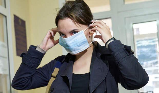 Рост заболеваемости ковидом связали с отказом от масок